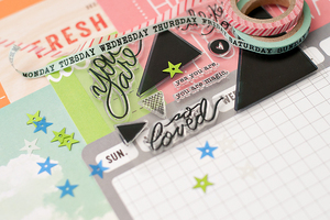 Product Spotlight - Bluegrass Farm Project Life® stamp set