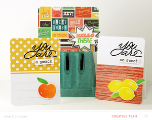Stamping with Letterpress Ink Video | Julie Campbell