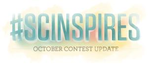 #SCInspires October Contest Update!