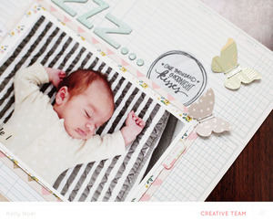 One More Layout | Kelly Noel