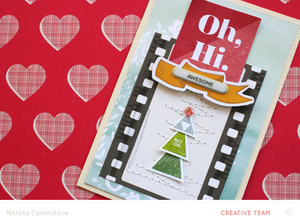 Natalie Elphinstone's Holiday Cards | Blog Hop and Giveaway with Papercut Labs
