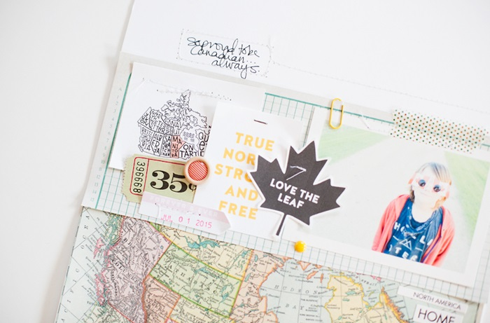 Video | Canada Day Themed Project with Marcy Penner