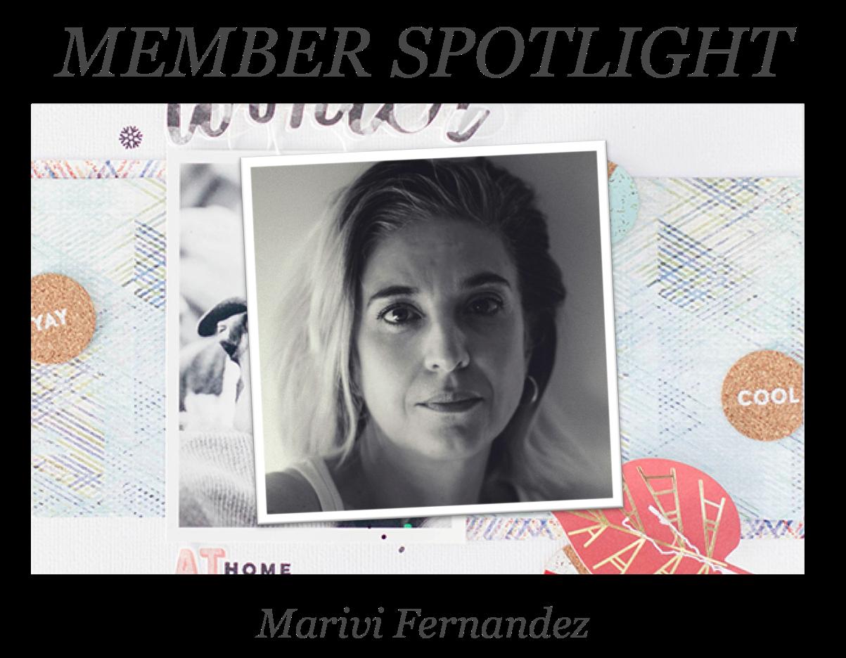 Member Spotlight | Marivi
