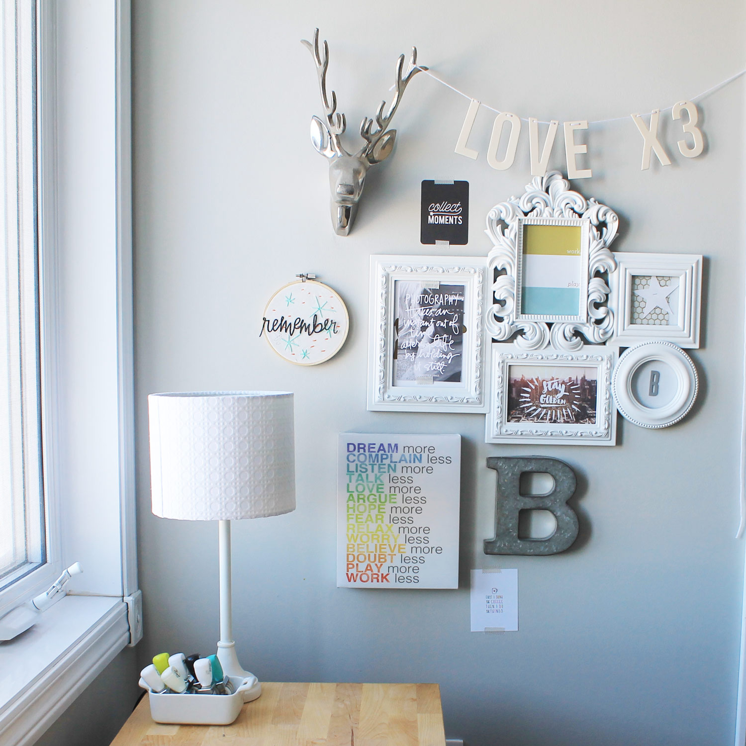 Workspace Wednesday: Mel Blackburn