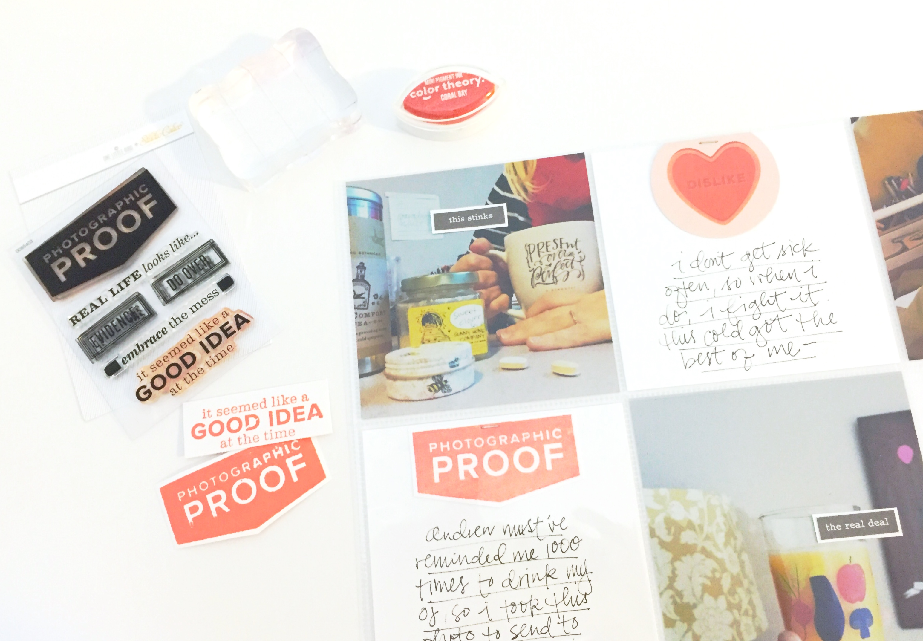 Learn more about February's Scrapbook & Documenter Kit Workshops