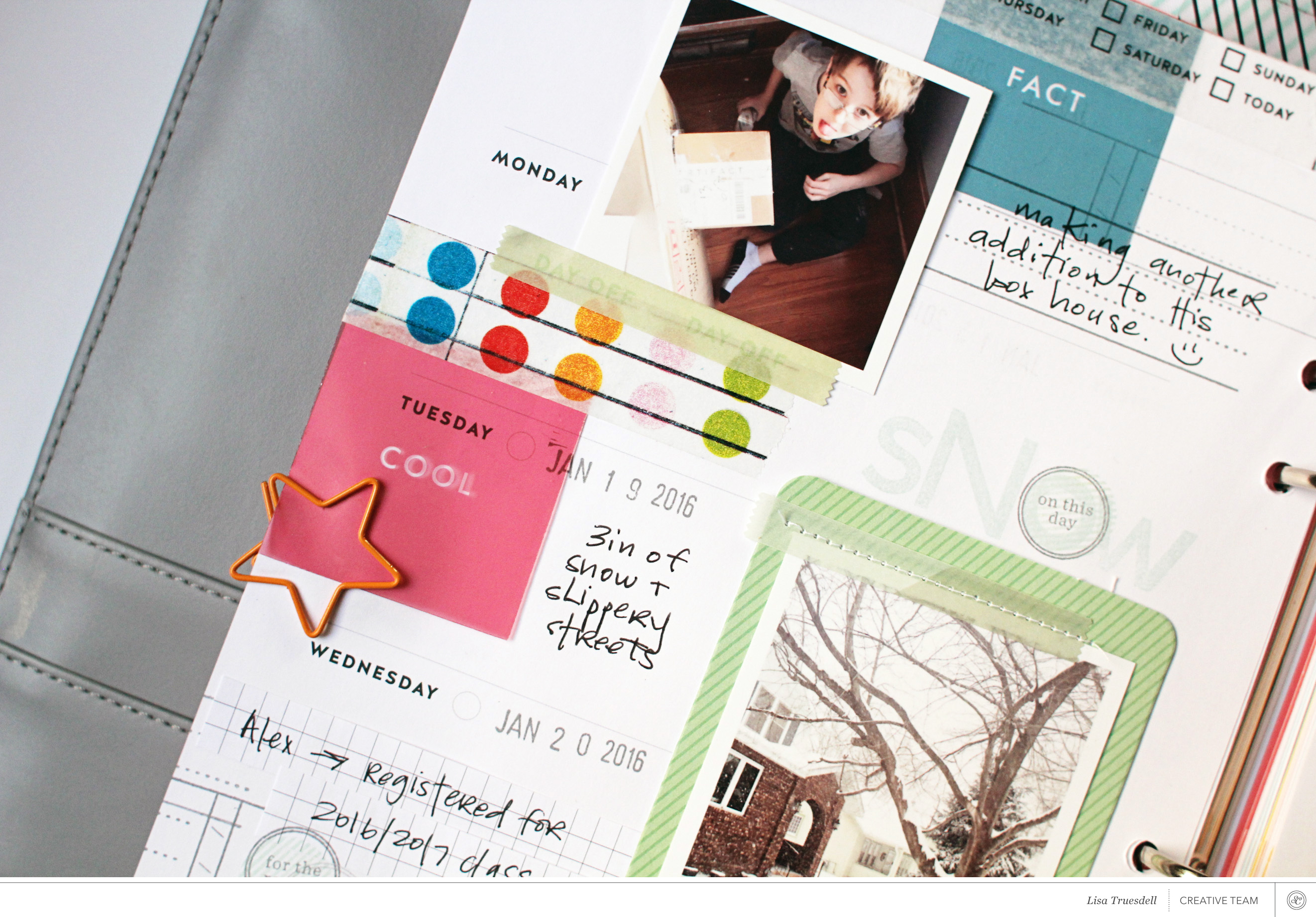 Tutorial: Using the Hello Forever Planner for Memory-Keeping with Lisa Truesdell