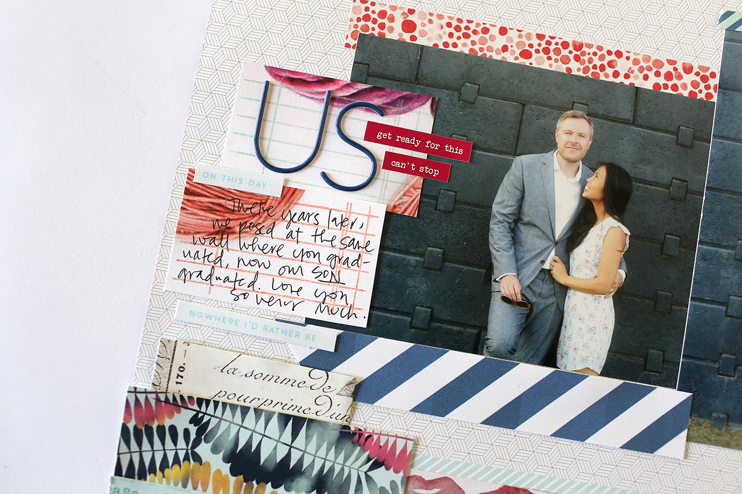 Video   Using the Story Board Scrapbook kit with Jamie Waters