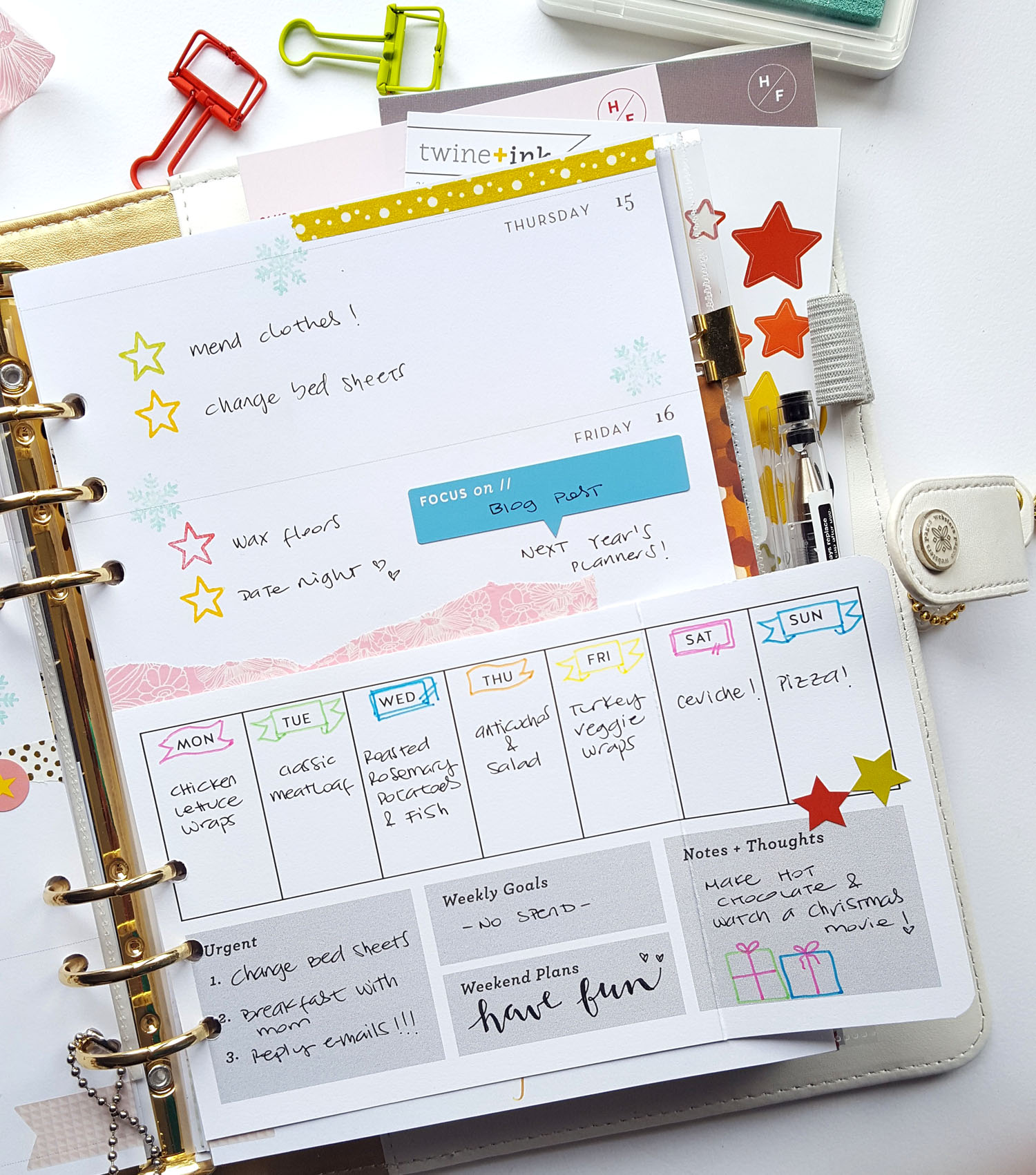 Video | Using the Cypress Grove Planner Kit with Carla De Taboada
