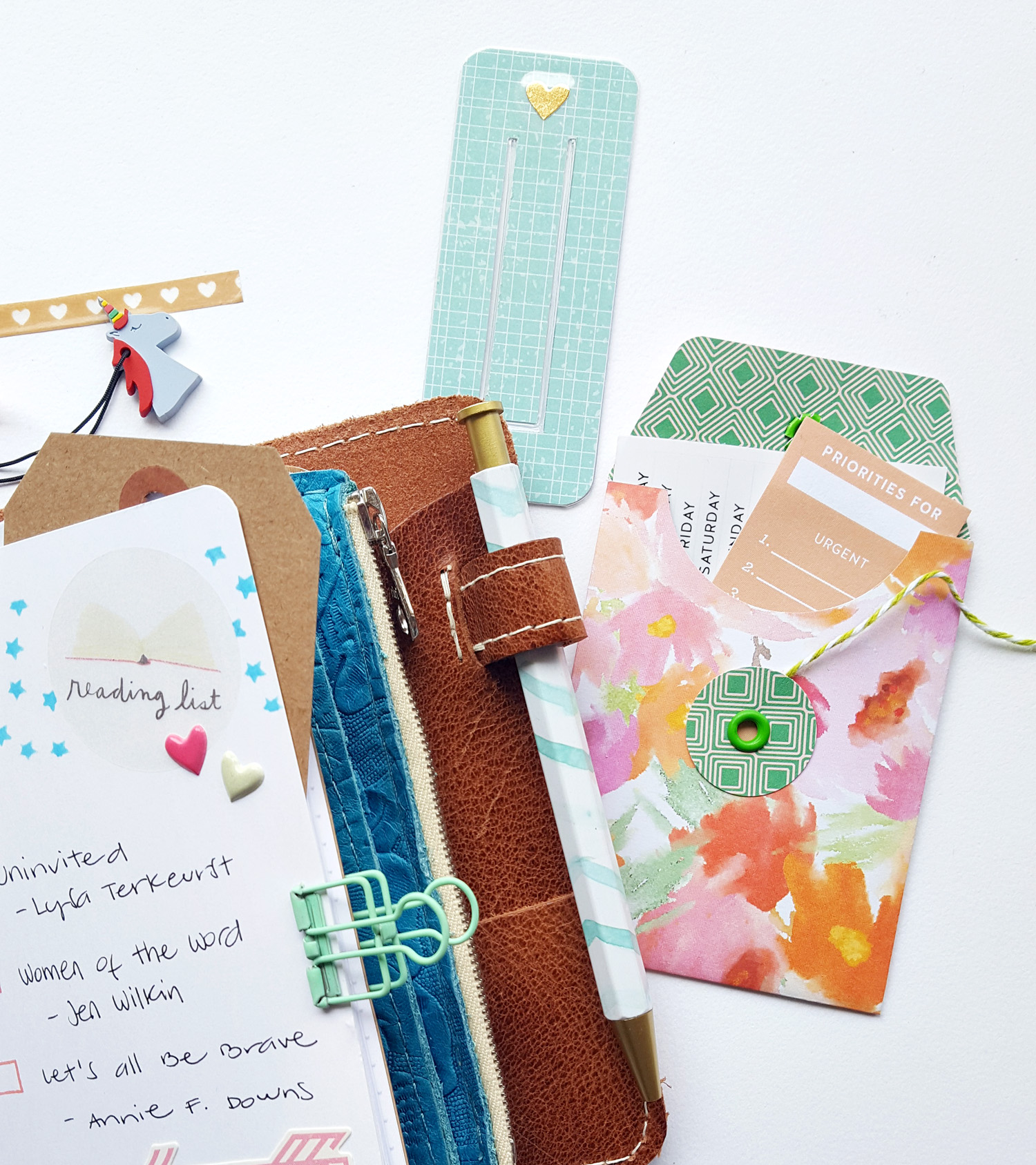 Using the Roman Holiday Planner Kit with Carla de Taboada