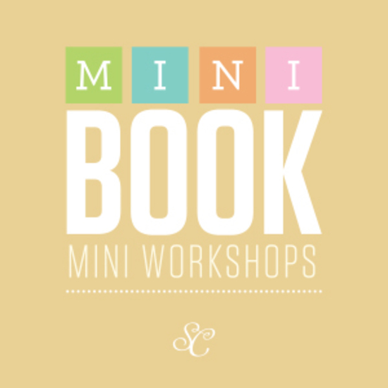 Mini book logo main