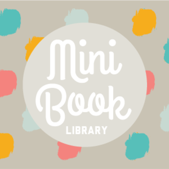 Mini book logo 01