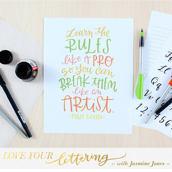 Love Your Lettering