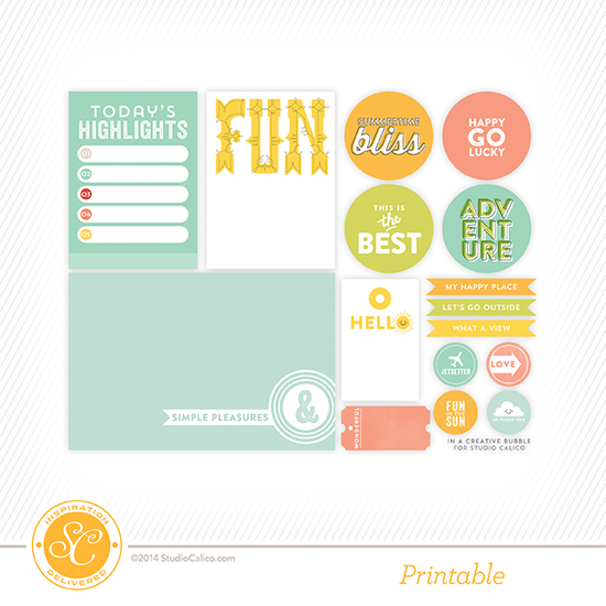 Penny Arcade Printables by In A Creative Bubble