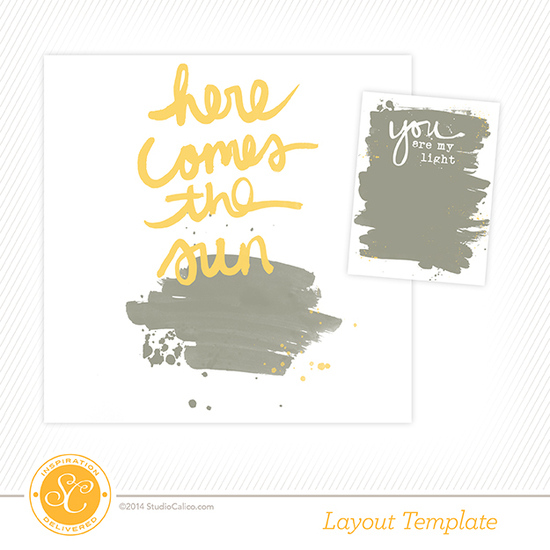 Penny Arcade Layout Templates by Shanna Noel