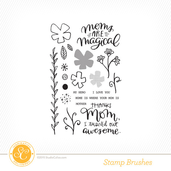Lisse Street Mothers Day Stamp