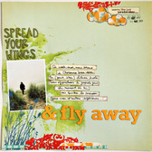 Spread your wings cd 4 low