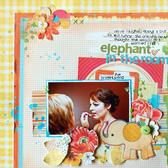 Elephant 6 500