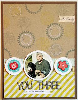 You three   layout