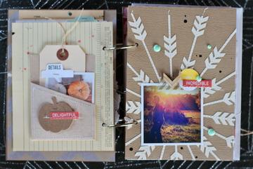 "Imagen 2 de ""Hola Fall"" Mini Álbum por adriennealvis"