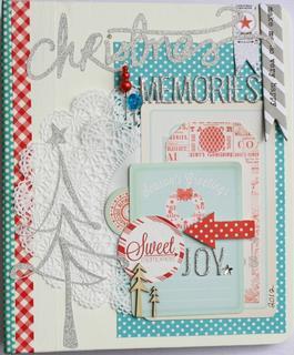 Christmas album 2012