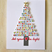 Heart be light card (add on 2 4)