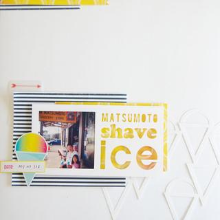 Shaveice web