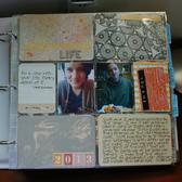 Project life (c) sparklingallison (title page)