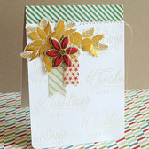 Gold and white card2