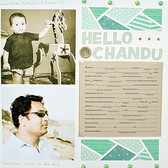 Chandu layout