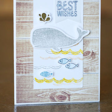 Card main bestwishes