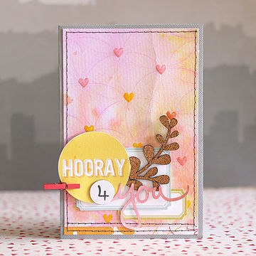 Hooray-card