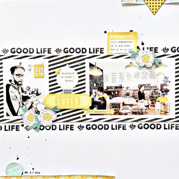 The good life by aimee dow