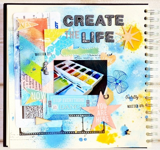 Seite 1 art journal