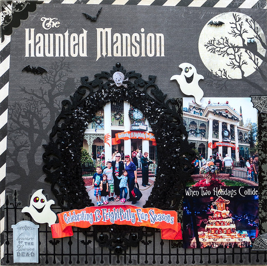 Blog the haunted mansion