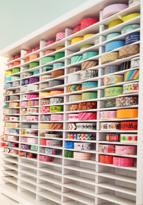 Picture 1 of Washi Storage by agomalley