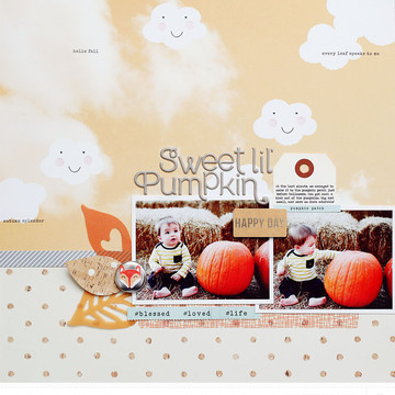 Sweet pumpkin   kelly noel   studio calico walden kits