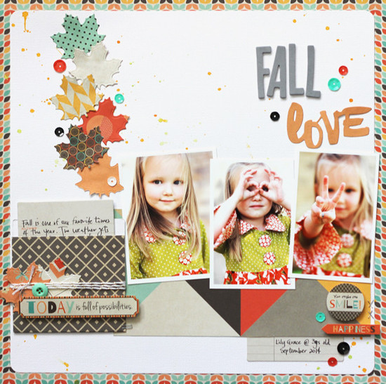 Fall love small