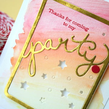 Thanks for coming to my party   detail1