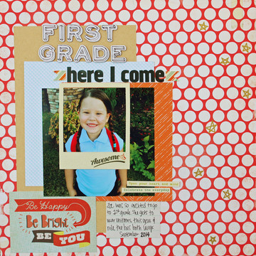 Firstgradehereicome