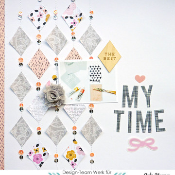 My time (pink paislee)