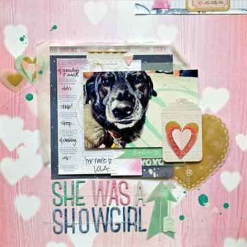 She was a showgirl sbc feb 2015 final