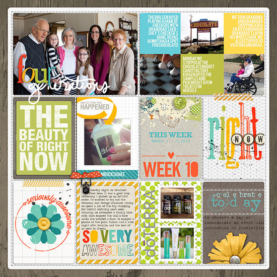 Project life 2015   week 10 w