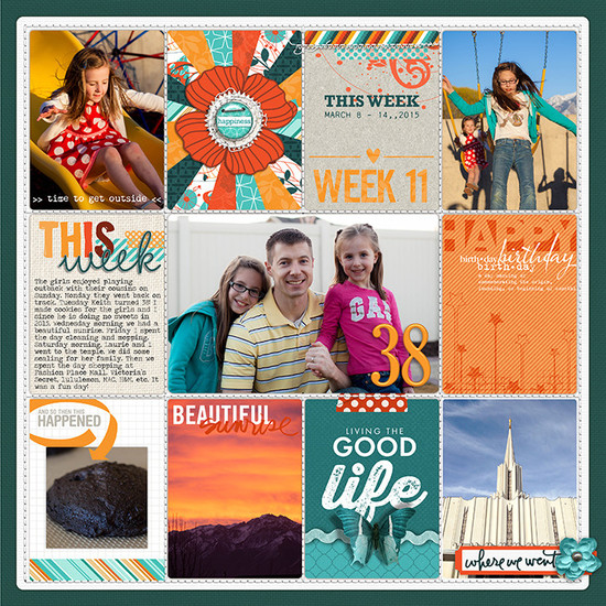 Project life 2015   week 11 w