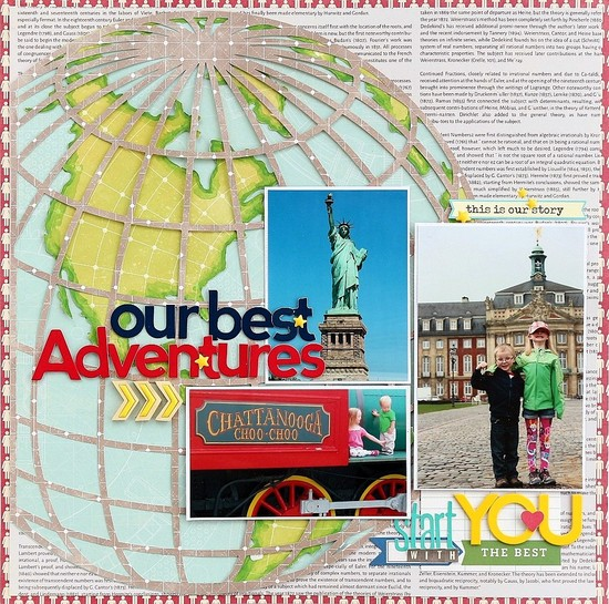 Our best adventure by sarah webb
