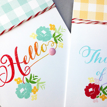 Graceful greetings cards detail600px