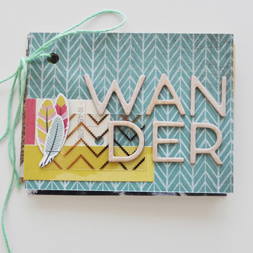Scrapbooking kits paper supplies ideas more at for Minimal art journal