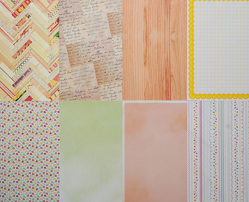 Picture 2 of More Patterned Paper - February 2012