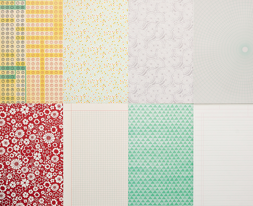Picture 2 of More Patterned Paper - January 2013