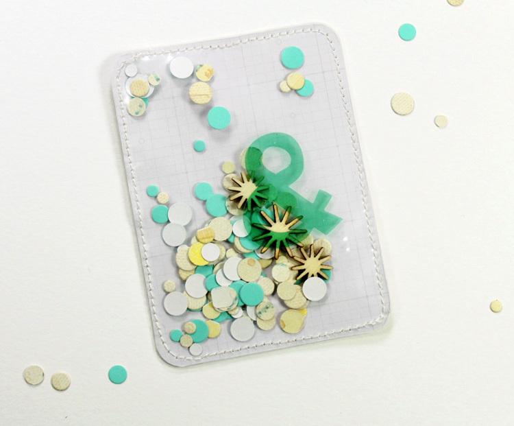 Picture 2 of Craft Die: Classic Confetti