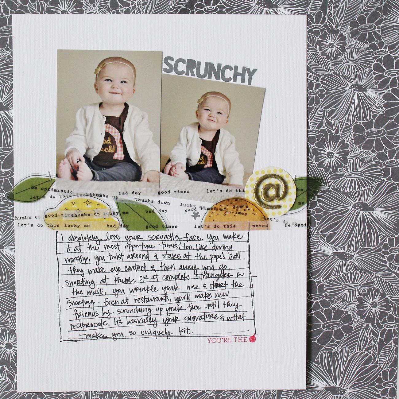 Picture 3 of FAR FAR AWAY Scrapbook Kit